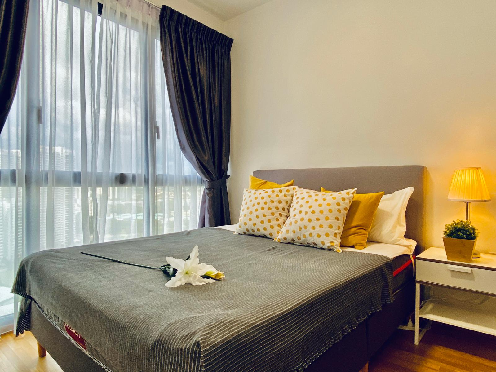 Fully Furnished 4-Bedroom Apartment for Rent at Easycity ...